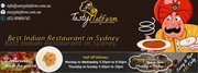 Tasty Indian food in Sydney Australia in discounted price